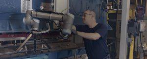 ¿Qué es la robótica colaborativa?