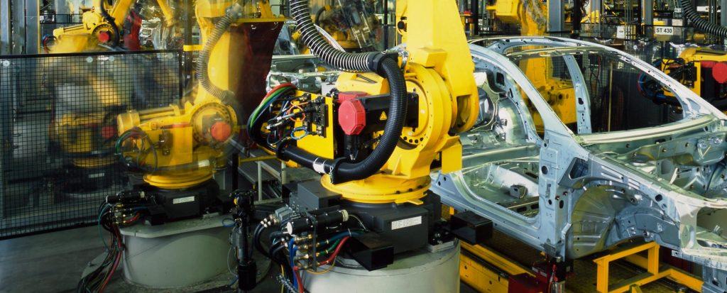 Robots Colaborativos vs. Robots Industriales