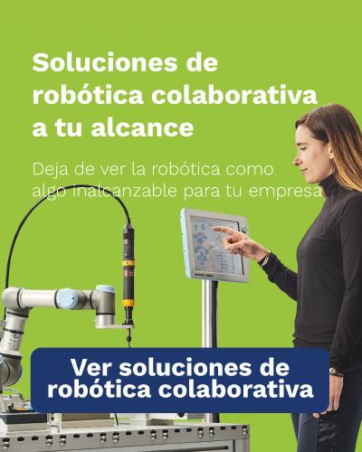 CTA soluciones robótica colaborativa