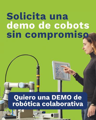 CTA demo robótica colaborativa mobile